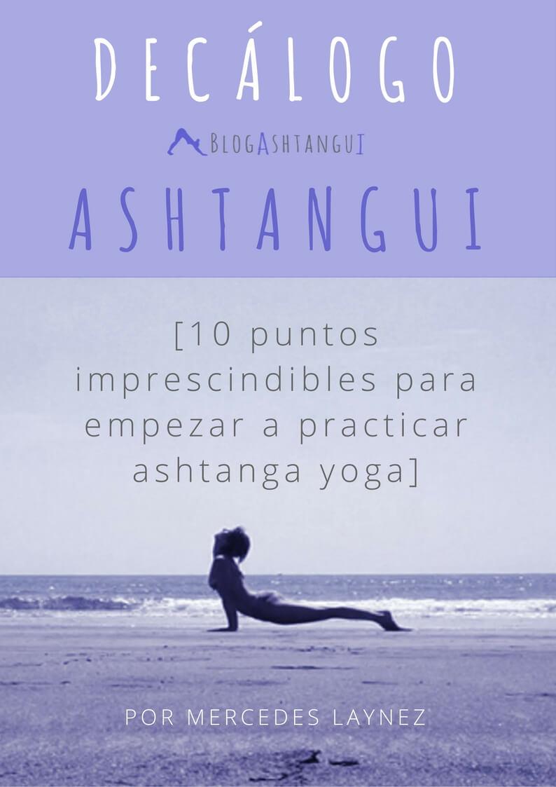 guía gratis de ashtanga yoga