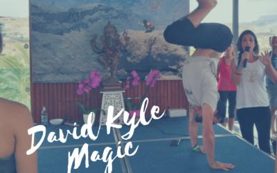 La magia de David Kyle [Gran Canaria Yoga Conference 2018]