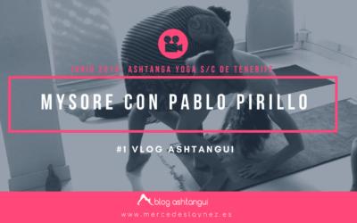 Clases Mysore con Pablo Pirillo