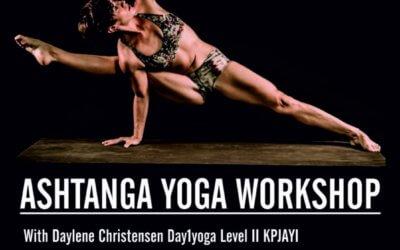 Workshop Day1 Yoga en La Palma Puente de noviembre 2019