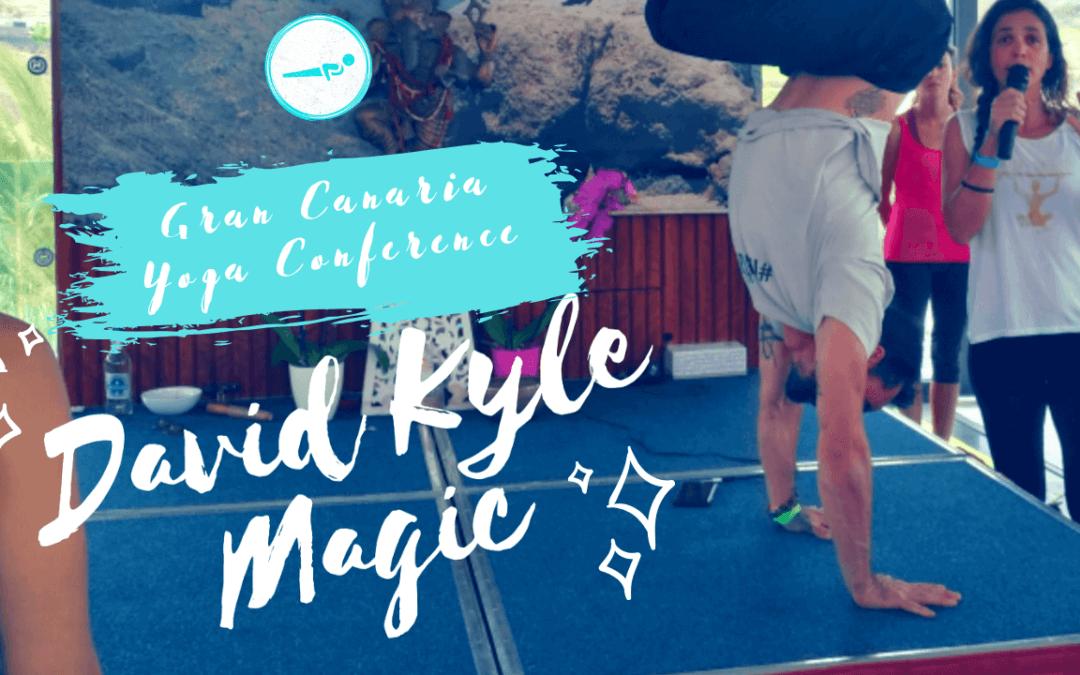La magia de David Kyle
