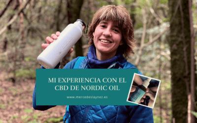 Mi experiencia con el CBD de Nordic Oil